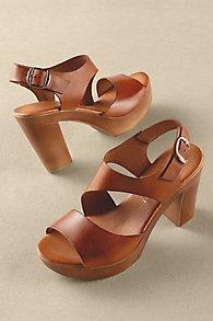 Ginger Heels