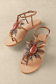 Plume Sandals