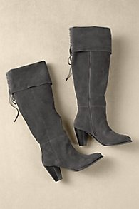 Carmella Suede Boots