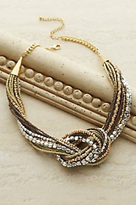 Nicely Knotted Necklace