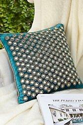 Blanche Velvet Pillow