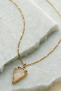 Asha Arrowhead Necklace