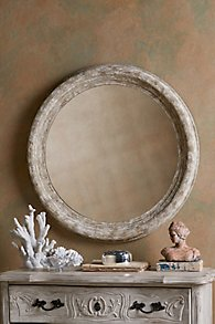 Plantation Beech Mirror