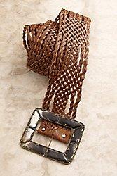 Tulum Leather Belt