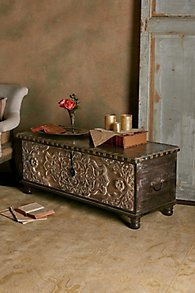 Henna Wedding Chest